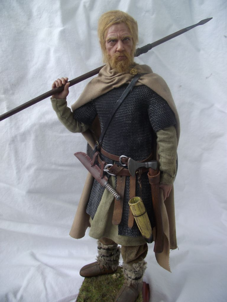 Vikings Vanquisher Valhalla Classic Collection Version Coomodel Review DSCF29912
